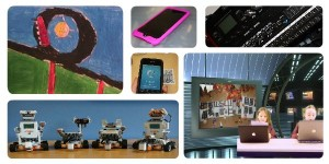 Selection of technology images